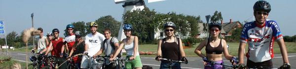 Kolonie i obozy rowerowe