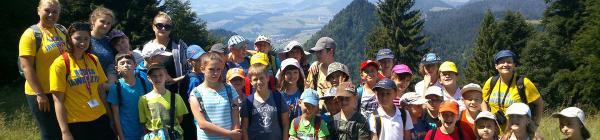 Kolonie i obozy w górach