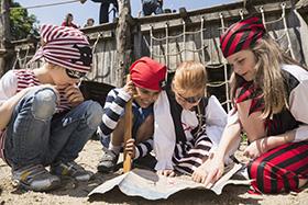 kolonie z piratami